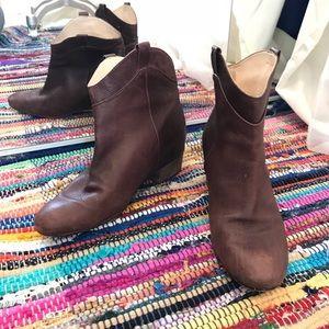 Zara women's cowboy/riding boots